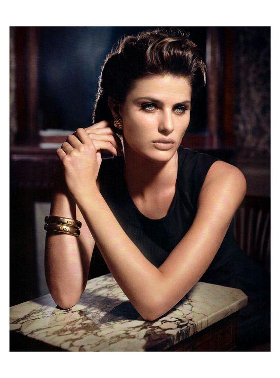 Съёмка: Изабели Фонтана для Vogue. Изображение № 12.