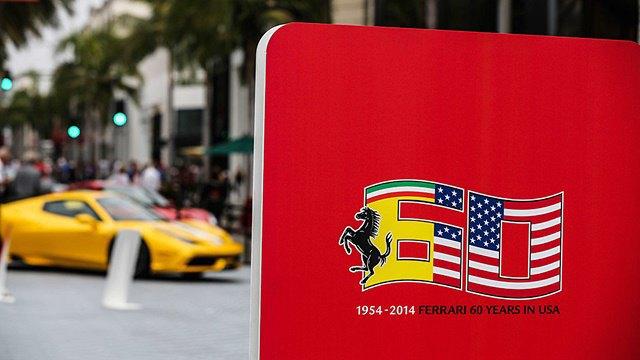 Фото: выставка суперкаров Ferrari в Беверли-Хиллз. Изображение № 17.