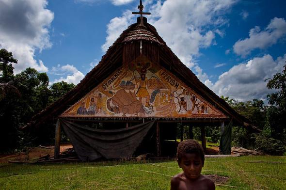 Папуа Новая Гвинея отБрента Стиртона. Изображение № 11.
