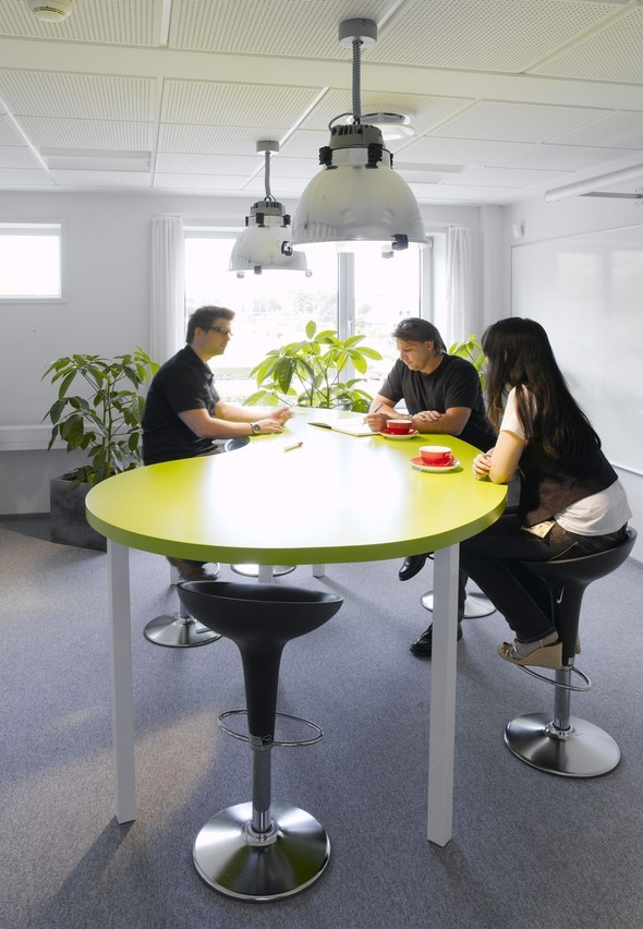 Позитивный офис компании LEGO. Изображение № 3.