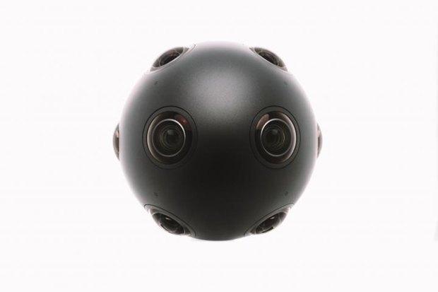 Nokia представила видеокамеру для виртуальной реальности. Изображение № 1.