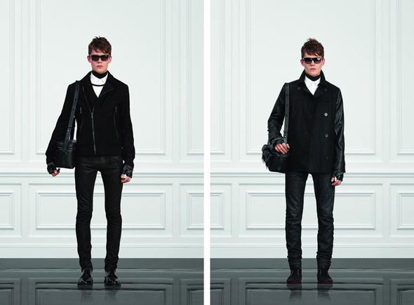 Новые мужские лукбуки Louis Vuitton, Marc Jacobs и Fred Perry. Изображение № 40.