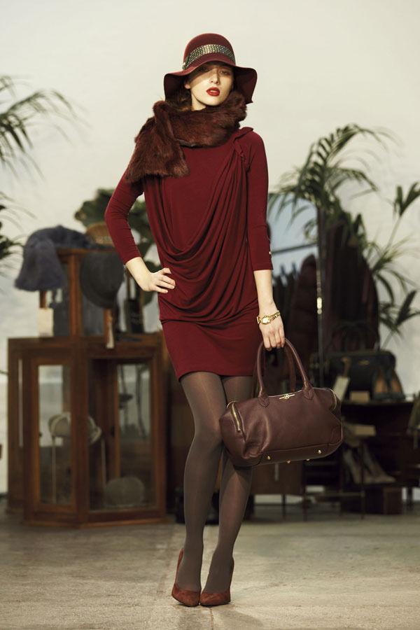 Ретро всегда в моде. Aniye By, осень-зима 2012/13. Изображение № 30.