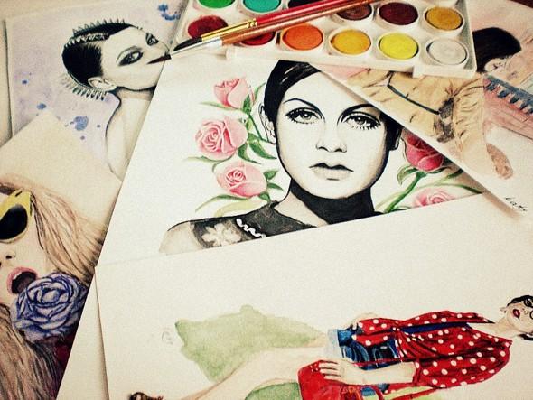 My watercolors. Изображение № 10.