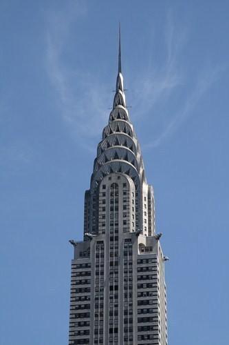 Башня Crysler, Нью-Йорк. Изображение № 3.