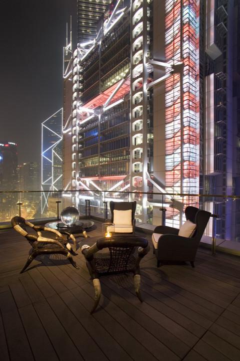 Sevva — Гонконг. Изображение № 7.
