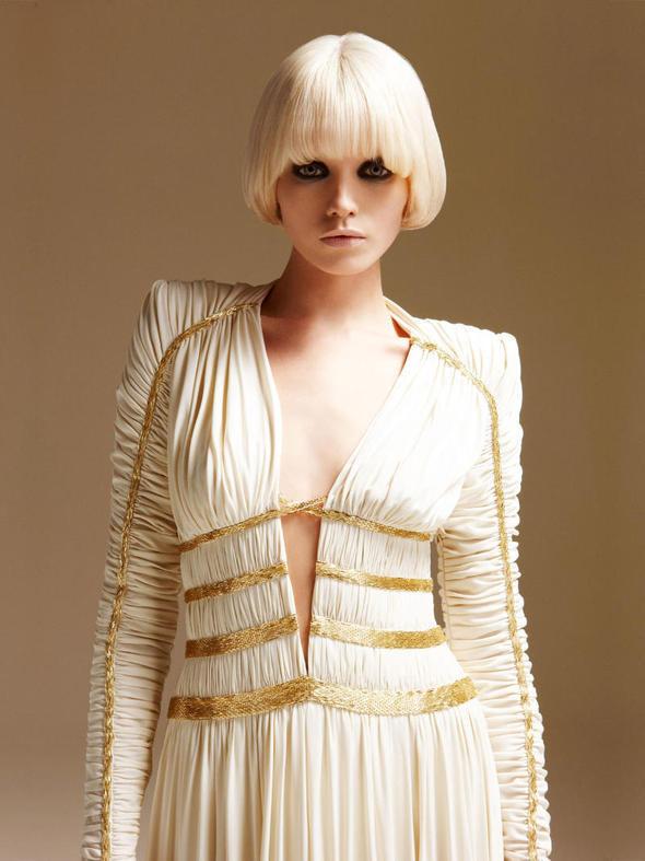 Изображение 128. Лукбуки: Atelier Versace, Sandro, Sonia by Sonia Rykiel и другие.. Изображение № 17.