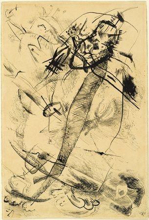 Коллекция работ В.В. Кандинского. Изображение № 86.