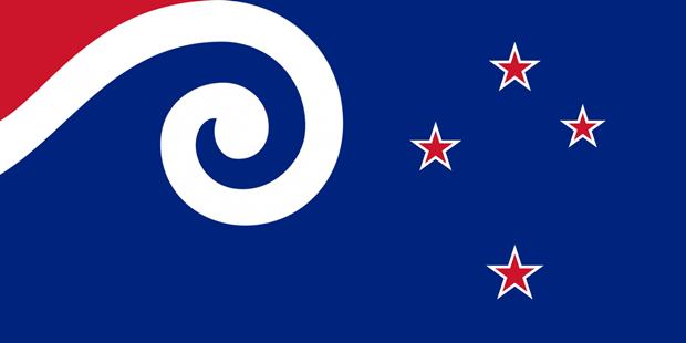 Новая Зеландия показала 40вариантов нового флага. Изображение № 11.