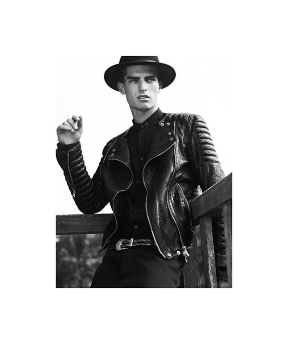 Лукбук: Паоло Анчиси для Balmain SS 2012. Изображение № 10.