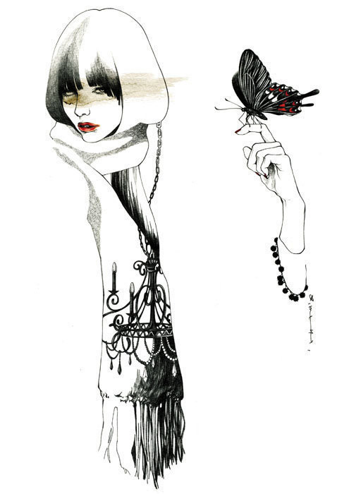 Изображение 5. Aki Miyajima.. Изображение № 5.