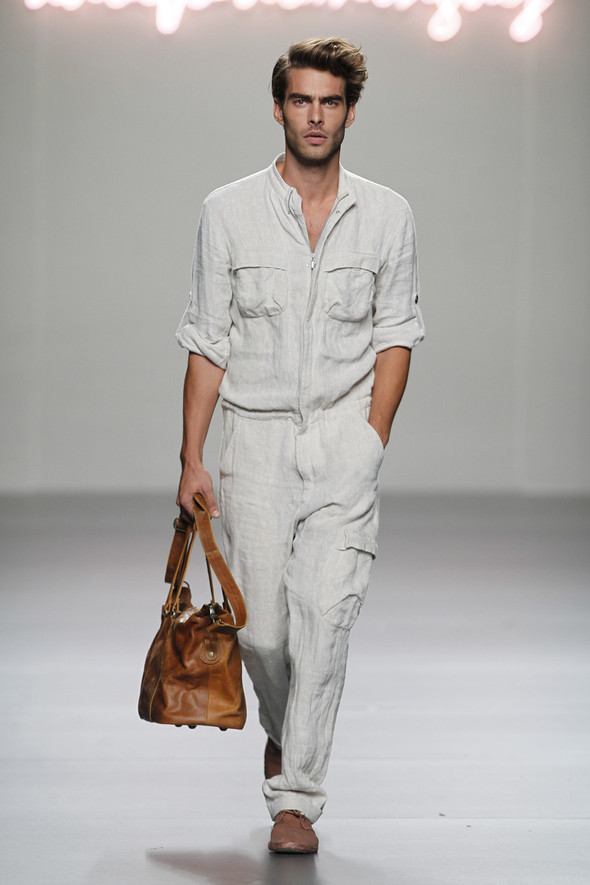 Madrid Fashion Week SS 2012: Adolfo Dominguez. Изображение № 2.
