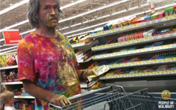 Покупатели Walmart илисмех дослез!. Изображение № 128.