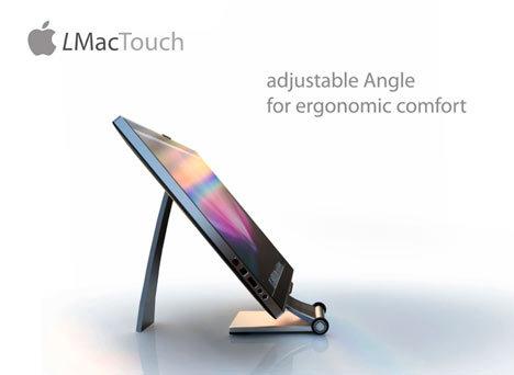 LMacTouch. Новый концепт отApple. Изображение № 3.