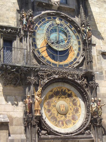 Астрономические часы Орлой. Изображение № 1.