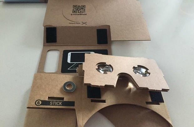 Google выпустил Street View для очков виртуальной реальности. Изображение № 1.