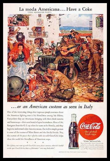 Изображение 30. Coca-cola – История бренда, история рекламы.. Изображение № 30.