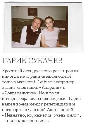 Содержание и авторы первого номера Interview Россия. Изображение № 17.