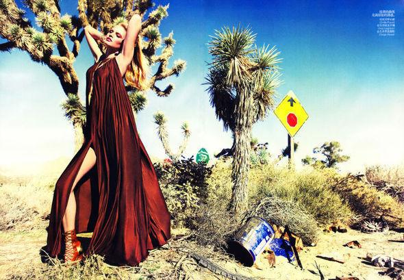 Изображение 56. Съемки: AnOther, POP, Vogue и другие.. Изображение № 56.