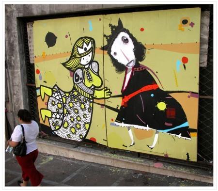 Alexandros Vasmoulakis street fine artизГреции. Изображение № 10.