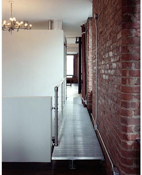 Нью-йоркский лофт. Изображение № 6.