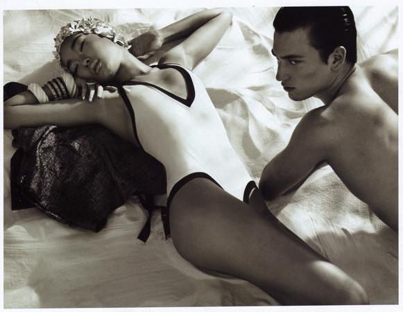 Бибисара Шарипова для Elle magazine. Изображение № 3.