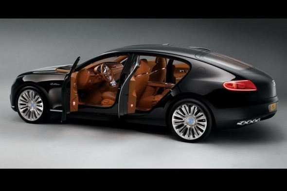 Новый Bugatti Galibier 16C. Изображение № 7.