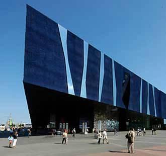 Barcelona's forum. Изображение № 5.