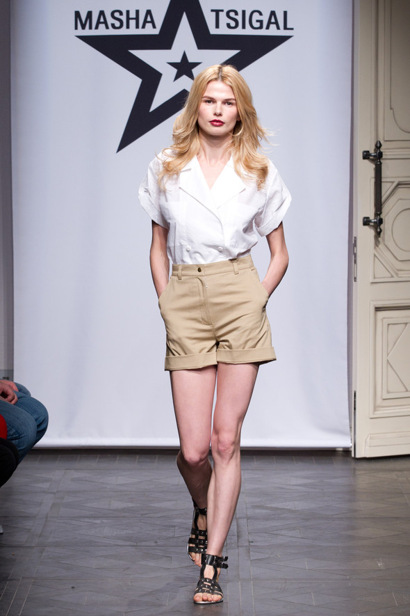 Masha Tsigal spring/summer 2012. Изображение № 9.