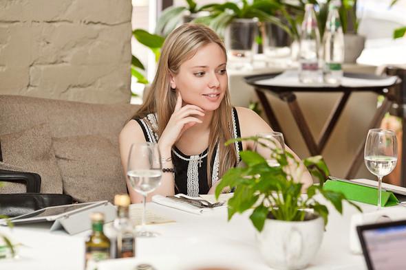Презентация нового сезонного меню в ресторане The Сад. Изображение № 9.