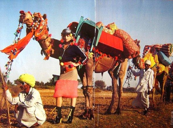 Индийское лето (Vogue Australia). Изображение № 3.