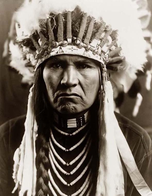 Американские индейцы. Изображение № 8.
