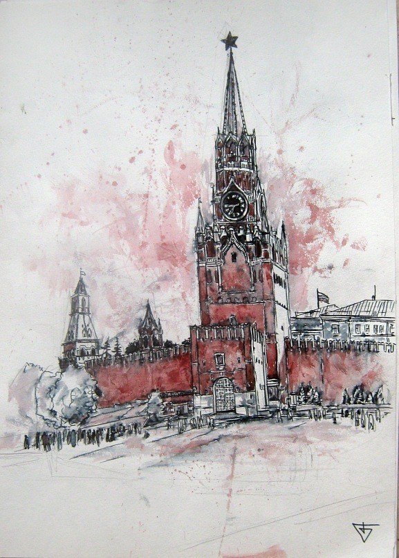 Москва. Изображение № 4.