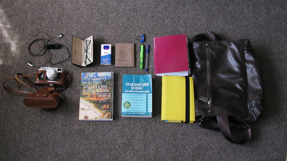 Look at Me: What's in your bag? Часть 2. Изображение № 26.