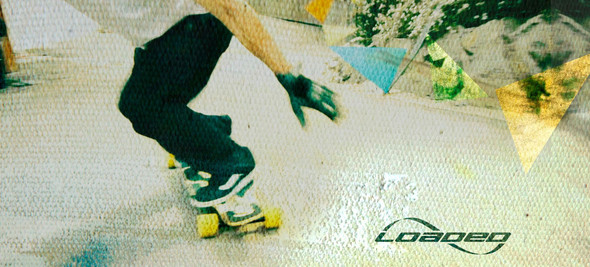 Loaded x Traektoria Boardshop на Faces and Laces 2012. Изображение № 1.