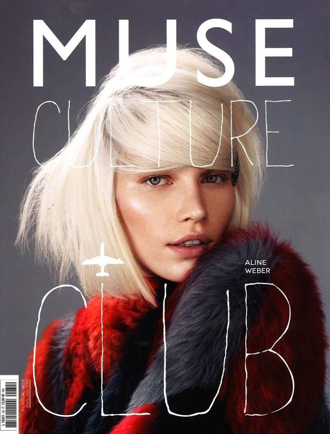 Вышли новые обложки Numero, Muse, Elle и других журналов. Изображение № 5.