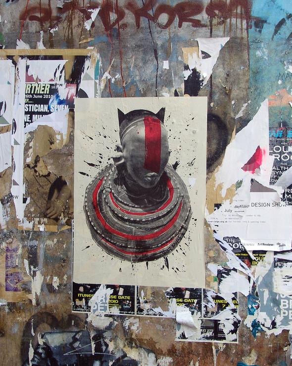 Стрит-арт в Лондоне. Изображение № 22.