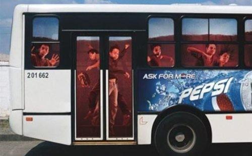 Креативные автобусы. Изображение № 4.