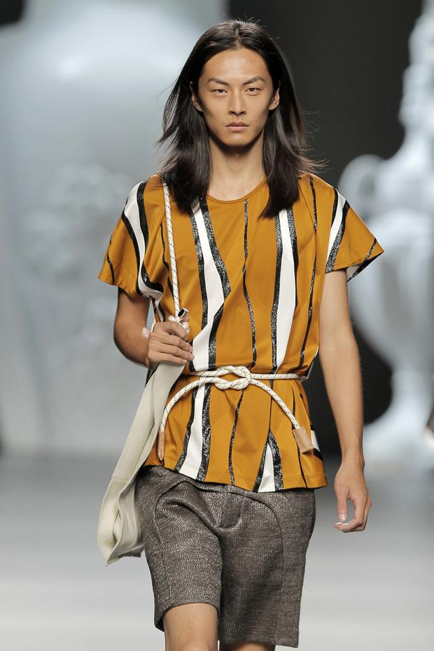 Madrid Fashion Week SS 2013: ANA LOCKING . Изображение № 19.