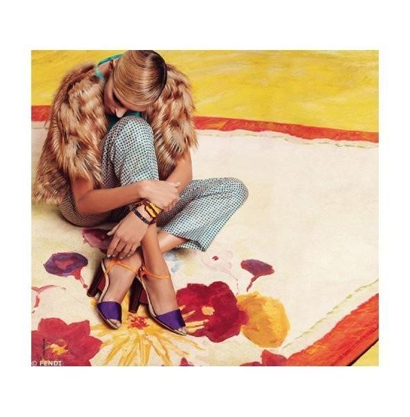 Изображение 1. Превью рекламных кампаний: Givenchy, Hermes и другие.. Изображение № 7.
