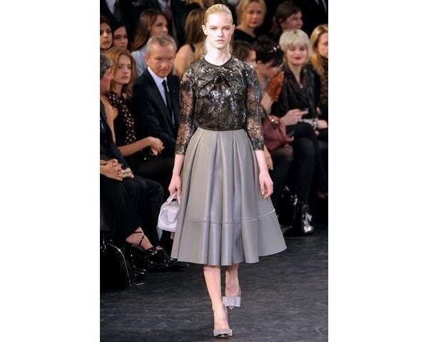 Можно все: Модели на показе Louis Vuitton. Изображение № 24.