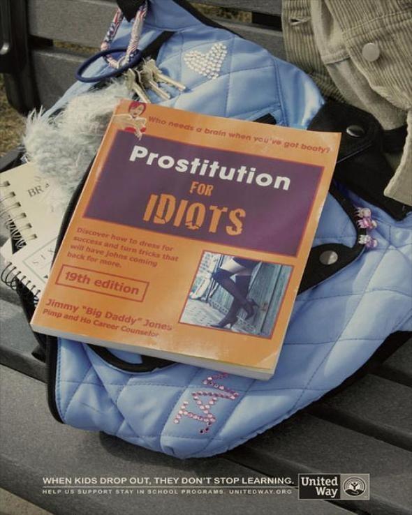 Изображение 23. Реклама против проституции.. Изображение № 12.