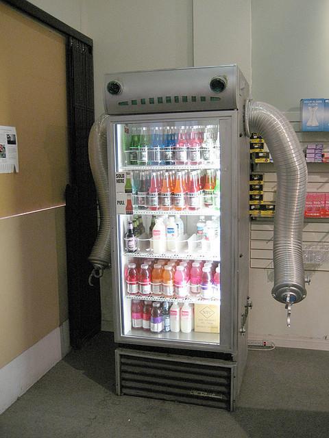 Изображение 3. 50 холодильников, которые можно назвать арт-объектами.. Изображение № 3.