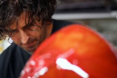 Красная рыбка итальянского дизайна Fish Design. Изображение № 13.