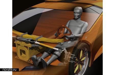 Первый вмире скоростной деревянный автомобиль. Изображение № 3.