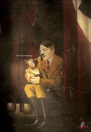 Гитлер в рекламе. Изображение № 9.