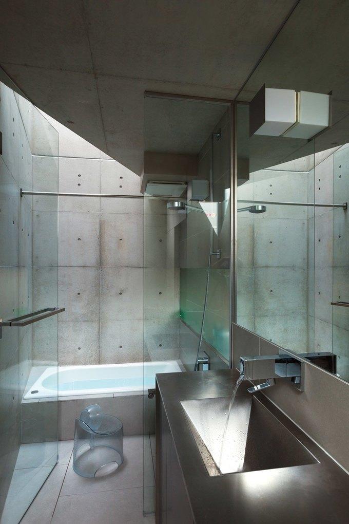 Архитектура дня: дом для химиков из экологичного бетона . Изображение № 7.