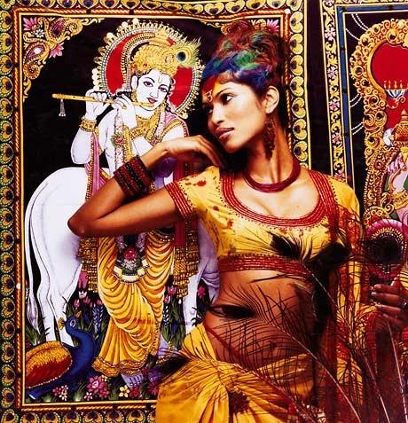 Индийские модели. Изображение № 43.