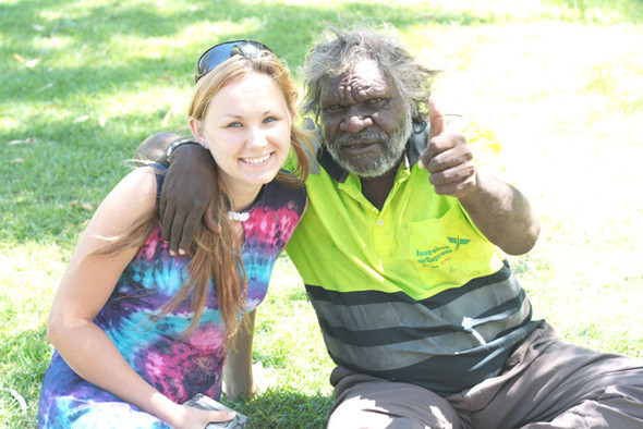 """Самые """"древние"""" люди на Земле (аборигены Австралии). Изображение № 8."""