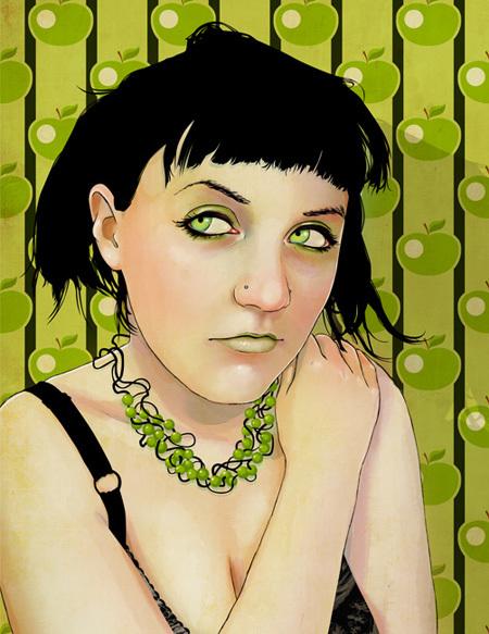 Иллюстрации Джейсона Левеска. Изображение № 13.